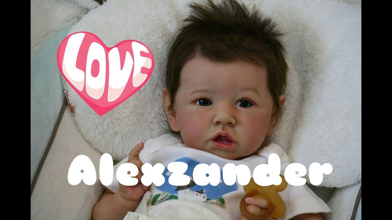 New Baby Boy Just Born Reborn Baby Doll Newest Addition