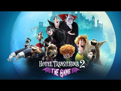 Hotel Transylvania 2 The Game - Official Trailer