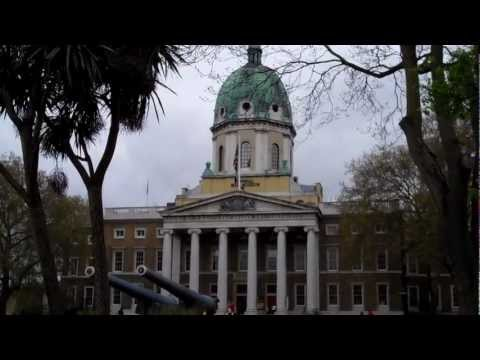 Imperial War Museum Artillery, Armor, and Tanks in London