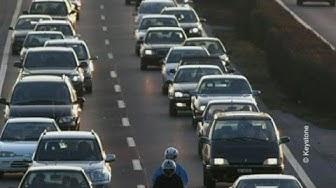 Focus - Le trafic sur les routes suisses a un goût de bouchon