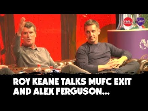 'i-don't-forgive-alex-ferguson'-|-roy-keane-details-man-united-exit-with-gary-neville-|-#cadburyfc