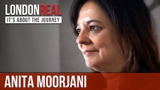Anita Moorjani - Life After Death, Surviving Cancer - PART 1/2 | London Real