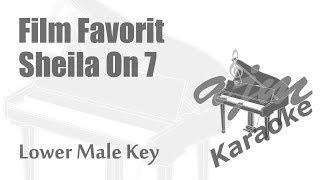 Download Lagu Sheila On 7 - Film Favorit (Lower Male Key) Karaoke | Ayjeeme Karaoke Mp3