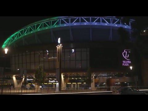 Adelaide at Night (4K)