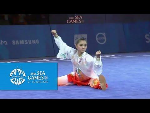 Wushu - Women