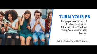The Benefits of a Facebook Video Header Billboard