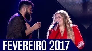 Top 10 Músicas Sertanejas Mais Tocadas Fevereiro 2017 Youtube