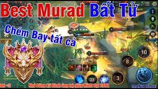 Murad Siêu Việt 1 Mình Cân 5 Quét Sạch Team Bạn Quá Kinh Khủng