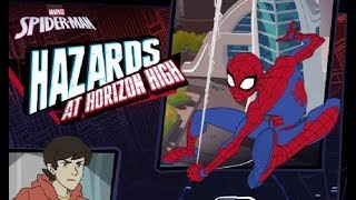 Spider-Man: Hazards At Horizon High Game Walkthrough
