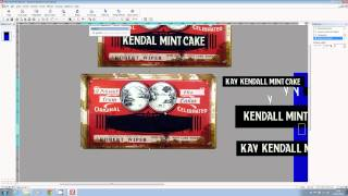 Photo Editing Screencast - Making CAKE for KAY Kendall - Part 3 of 3
