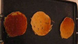 """Panqueques """"pancakes"""" Andinos"""