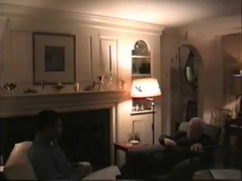 Oral History Interview with Canon Clinton Jones Nov 4, 2002 from CCSU Archives