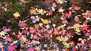 童謡・唱歌 - 紅葉(もみじ)
