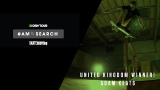 Adam Keats Dew Tour Am Search 2016 Winner
