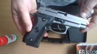 Розпакування стартового пістолета ekol p 29 rev 2 з rozetka com ua