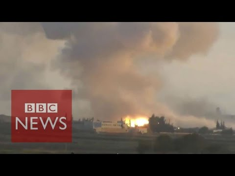 Syria: What is happening on the ground? BBC News