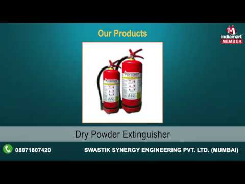 Fire Fighting Appliance By Swastik Synergy Engineering Private Limited, Mumbai
