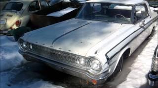 1964 Dodge Polara 4 door hardtop