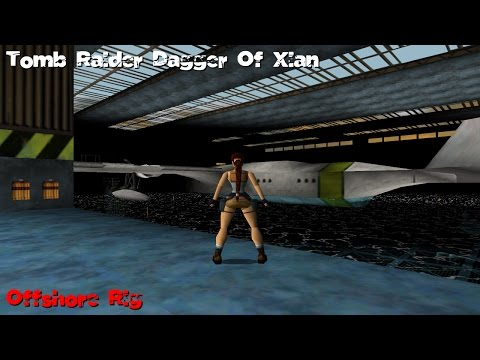 Tomb Raider Dagger Of Xian (Offshore Rig)