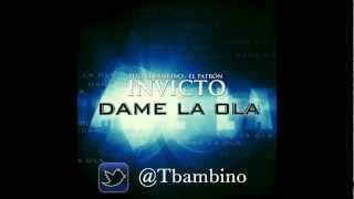 Dame la ola Tito El Bambino y Tito Nieves