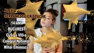 ALEXIA SERBANESCU CRISTACHE   PROMO BWF 2019