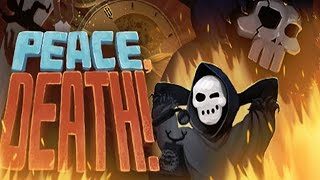 Peace Death! - Grim Reaper Game! Choose who goes to Heaven or Hell