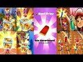 PROMO for SUBWAY SURFERS : MARRAKESH WEEKLY HUNT WEEK 3+4 ( 4 SMBs and 3 KEYS )