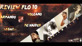 ARMANDO / ASSASSIN / MC.HAIDER / VOLCANO MC / REVIEW FLO 10 / ارماندو