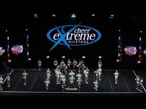 Cheer Extreme Senior Elite NCA 2019 Day 1