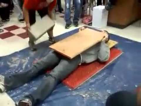 Nice Bed of Nails