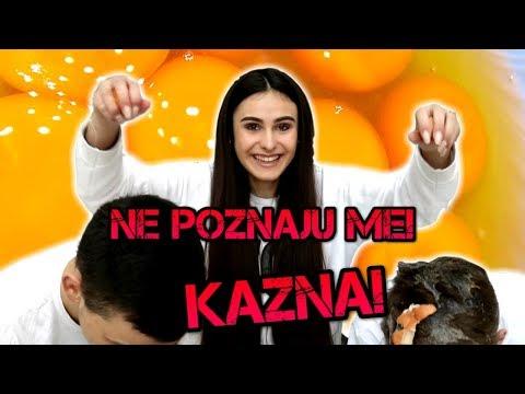 DOBIO SIROVIM JAJIMA U GLAVU! | Koliko me poznaješ challenge | 8rasta9 & xNiks2x & Bruno Lukić