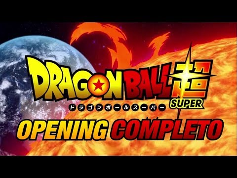 Dragon Ball Super Opening 1 Completo Español Latino
