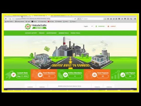 Website Traffic Factory – WTF Rev Share – Website Traffic Factory $10,000 Give Away