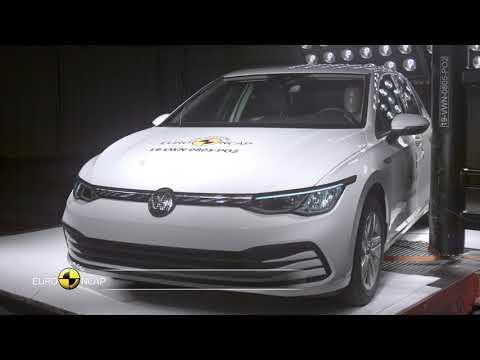 Euro NCAP Crash & Safety Tests Of Volkswagen Golf 2019