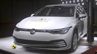 euro NCAP Crash & Safety Tests of Tesla Model X - 2019 - Best in Class - Large Off-Road