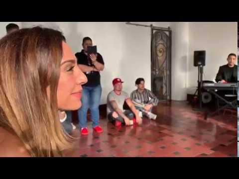 """Mónica Naranjo Canta """"Tú Y Yo Y El Loco Amor"""" En Costa Rica"""
