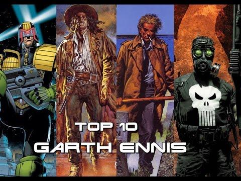 Top | Los Mejores Comic de GARTH ENNIS!!