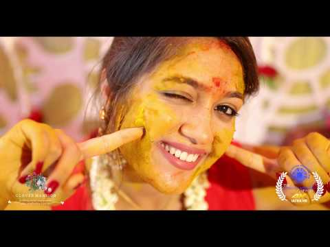 4K OFFICIAL FILM | MEGHANA RAJ HALDI| MEGHANA CHIRU WEDDING | THE WEDDING JOURNAL;S OF INDIA
