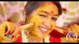 4K OFFICIAL FILM | MEGHANA RAJ HALDI| MEGHANA CHIRU WEDDING | THE WEDDING JOURNAL;S OF INDIA