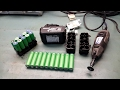 How to disassemble recent Makita battery packs