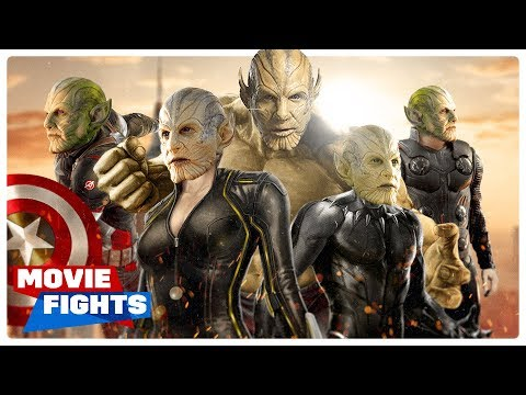 Which Avenger Should Be a Skrull? MOVIE FIGHTS