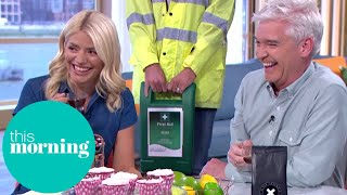 Holly and Phillip Try the World's Strongest Coffee | This Morning