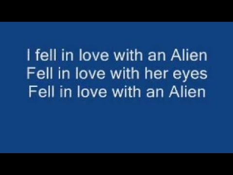 Kelly Family - Fell in love with an alien- lyrics