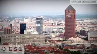 Cursos de Francés en Lyon, Francia, con ESL - Idiomas en el Extranjero