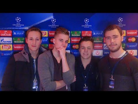 PSV - CSKA MET DE BOYS | CHAMPIONS LEAGUE