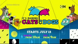 Cartoon Network Asia Its Raining Cats Dogs Promo