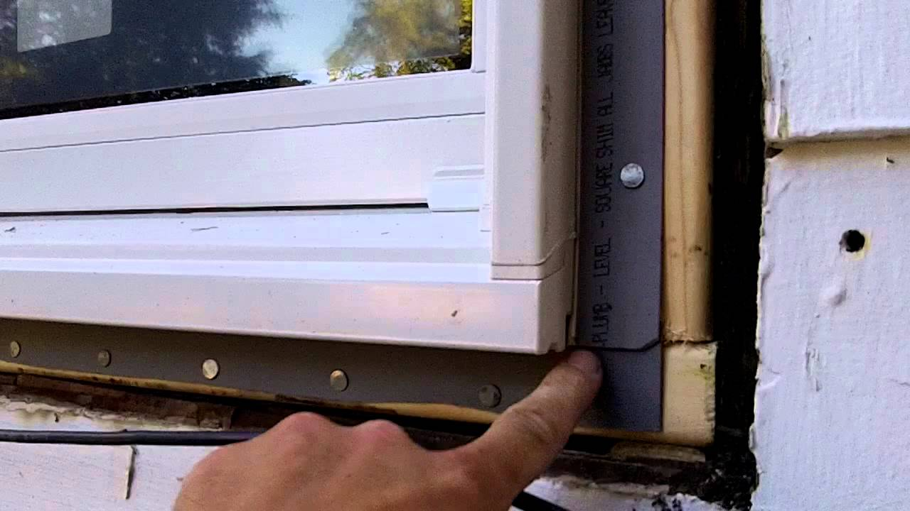 Diy How To Install New Window On Old House