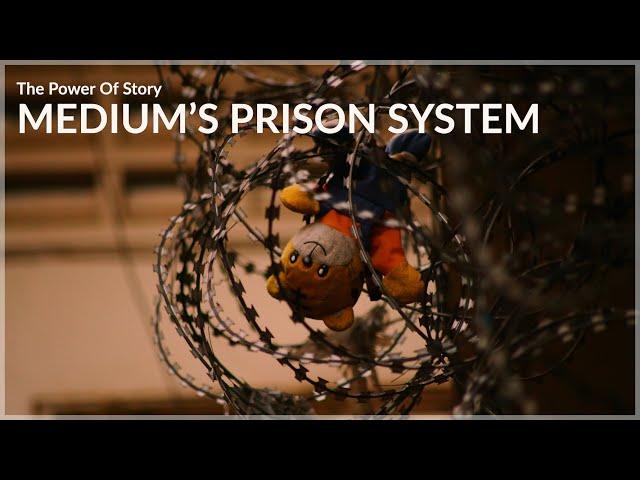 CURATION JAIL on MEDIUM - Am I Already An INMATE?