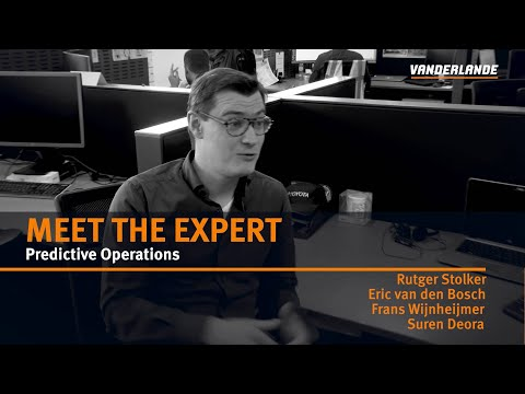 Meet the Expert vlog #6 | Predictive operations