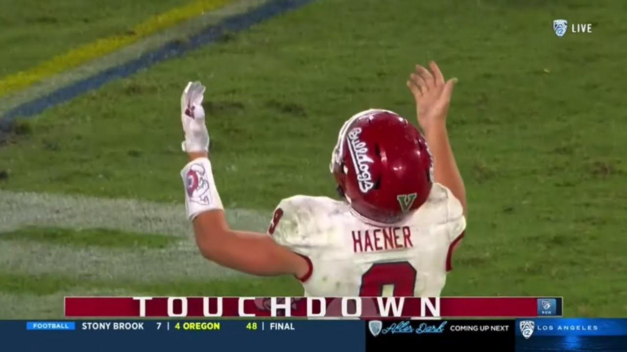 It took 40 seconds, but Fresno State's last-minute win over UCLA will ...
